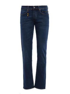 Siviglia: straight leg jeans - Denim Core five pocket jeans