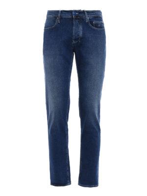 Siviglia: straight leg jeans - Denim Core-P020 straight jeans