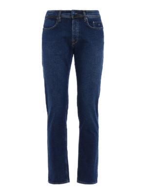 Siviglia: straight leg jeans - Denim Core-P021 straight jeans