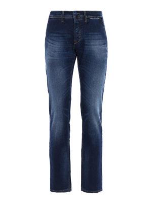 Siviglia: straight leg jeans - Denim Core straight jeans