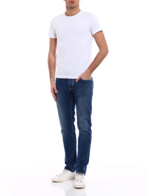 Siviglia: straight leg jeans online - Denim Core-P020 straight jeans
