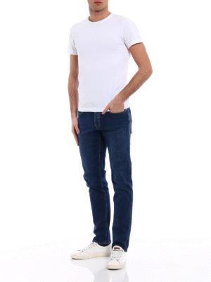 Siviglia: straight leg jeans online - Denim Core-P021 straight jeans