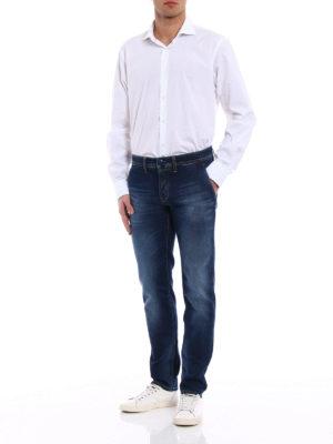 Siviglia: straight leg jeans online - Denim Core straight jeans