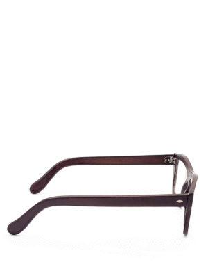 Smythe Les Vestes: glasses online - Silver optical glasses