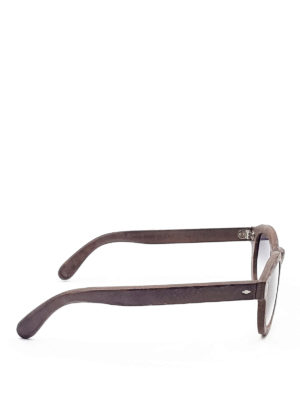 Smythe Les Vestes: sunglasses online - Gold sunglasses