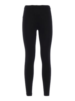 SNOBBY SHEEP: leggings - Leggings in seta misto cashmere