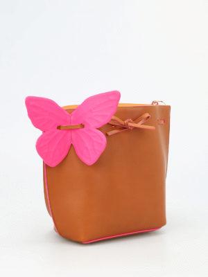 Sophia Webster: Bucket bags online - Remi Butterfly bucket bag
