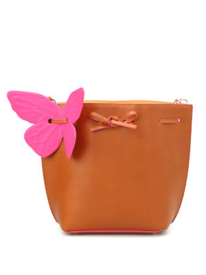 Sophia Webster: Bucket bags - Remi Butterfly bucket bag