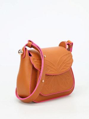 Sophia Webster: cross body bags online - Evie Butterfly small crossbody
