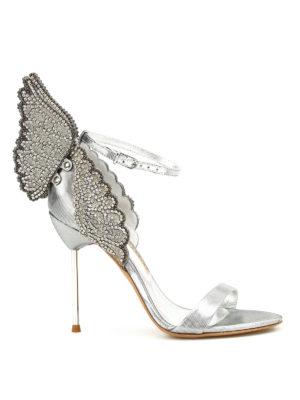 Sophia Webster: sandals - Evangeline wings detailed sandals
