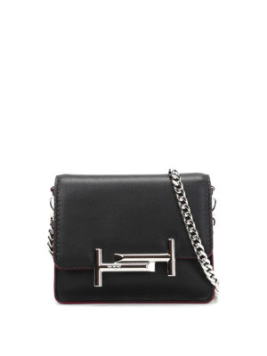 Sophie Hulme: cross body bags - Barnsbury saddle bag