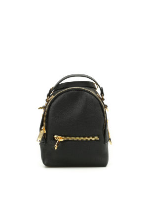 Sophie Hulme: cross body bags - Nano Wilson backpack bag