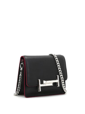 Sophie Hulme: cross body bags online - Barnsbury saddle bag