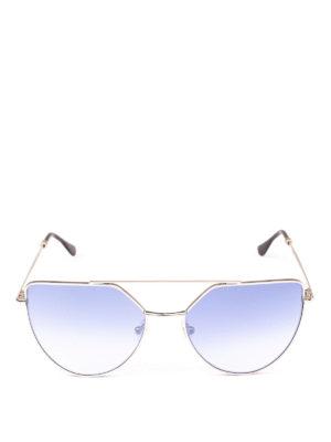 SPEKTRE: occhiali da sole online - Occhiali da sole color argento Offshore