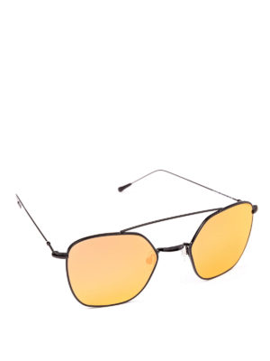 SPEKTRE: occhiali da sole - Occhiali da sole Dolcevita con lenti gialle