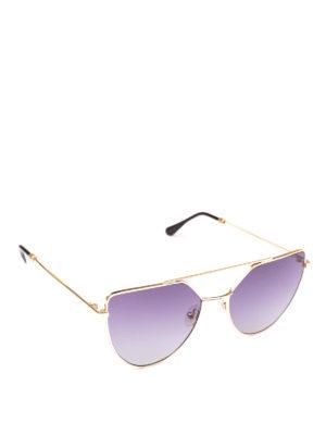 SPEKTRE: occhiali da sole - Occhiali da sole Offshore oro pallido
