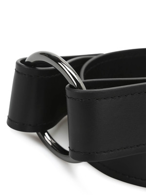 Sportmax: belts online - Viglio leather belt