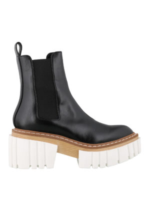 STELLA McCARTNEY: ankle boots - Emilie ankle boots