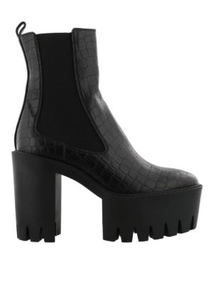 Stella Mccartney: ankle boots - Monster ankle boots