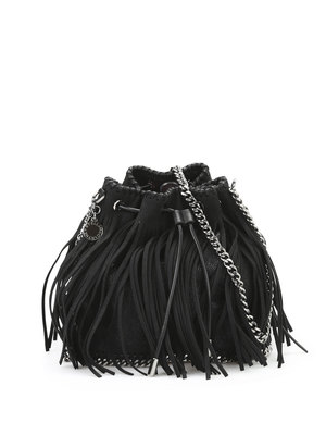 Stella Mccartney: Bucket bags - Falabella bucket bag
