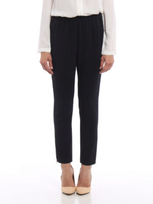 Stella Mccartney: casual trousers online - Tamara cady trousers
