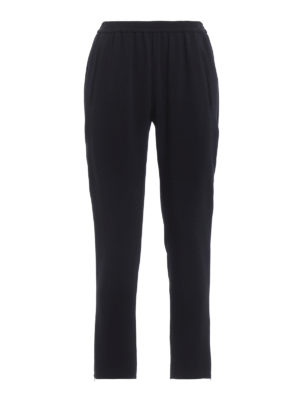 Stella Mccartney: casual trousers - Tamara cady trousers