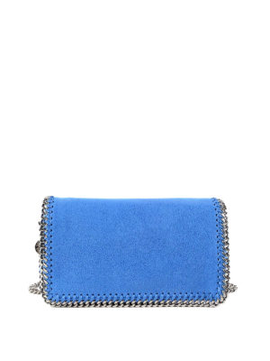 Stella Mccartney: cross body bags - Falabella crossbody bag