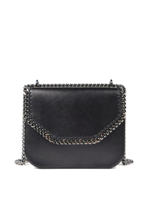 Stella Mccartney: cross body bags - Mini Falabella cross body bag