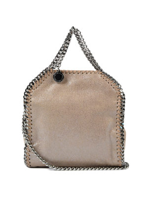 Stella Mccartney: cross body bags - Tiny Falabella crossbody
