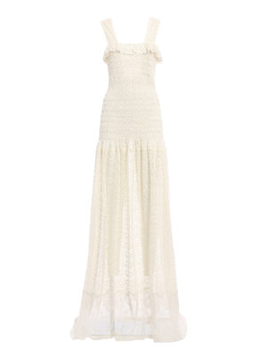 Stella Mccartney: evening dresses - Melanie romantic lace dress