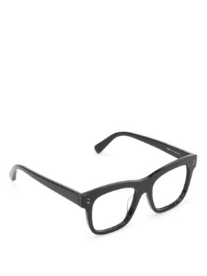 Stella Mccartney: glasses - Matte and polish glasses