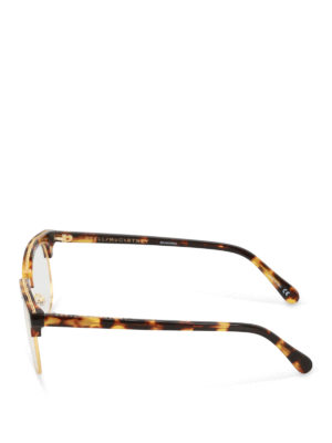 Stella Mccartney: glasses online - Chain detailed eye glasses