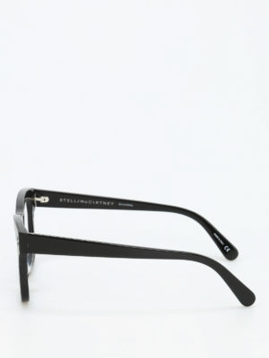 Stella Mccartney: glasses online - Matte and polish glasses