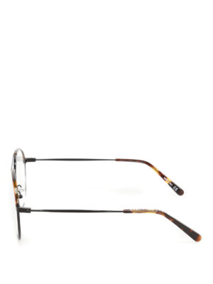 Stella Mccartney: glasses online - Tortoise detailed optical glasses