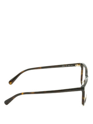 Stella Mccartney: glasses online - Tortoise square optical glasses