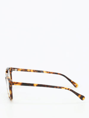 Stella Mccartney: glasses online - Tortoiseshell round sunglasses