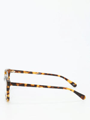 Stella Mccartney: glasses online - Tortoiseshell sunglasses