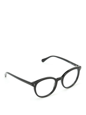 Stella Mccartney: glasses - Rounded lenses sunglasses
