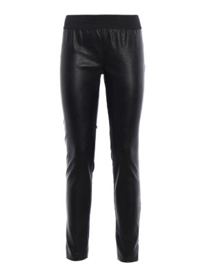 Stella Mccartney: leggings - Darcelle-Skin Free Skin leggings