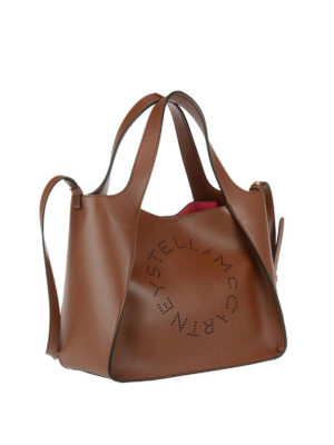 STELLA McCARTNEY: shopper online - Borsa Stella in simil pelle