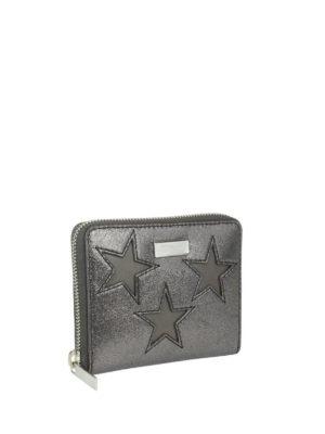 STELLA McCARTNEY: portafogli online - Portafoglio shaggy deer con stelle