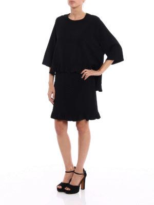 Stella Mccartney: short dresses online - Rikki stretch black dress