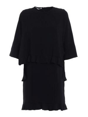 Stella Mccartney: short dresses - Rikki stretch black dress