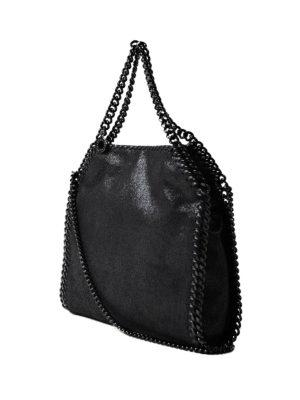 Stella Mccartney: shoulder bags online - Falabella shaggy deer mini bag