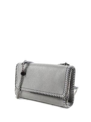 Stella Mccartney: shoulder bags online - Falabella shaggy deer shoulder bag