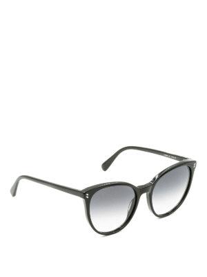 Stella Mccartney: sunglasses - Gradient lenses sunglasses