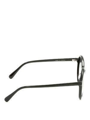Stella Mccartney: sunglasses online - Gradient lenses round sunglasses