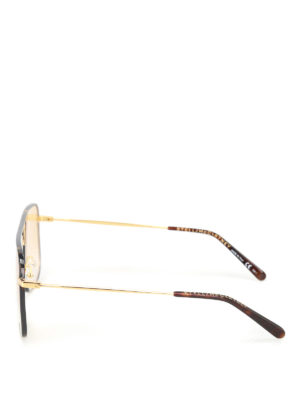 Stella Mccartney: sunglasses online - Shaded orange lenses sunglasses