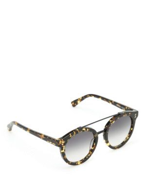 Stella Mccartney: sunglasses - Tortoiseshell sunglasses
