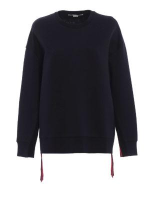 Stella Mccartney: Sweatshirts & Sweaters - All Is Love inserts cotton sweat